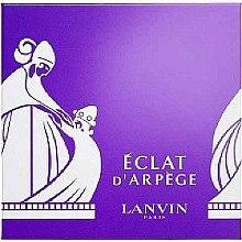Парфюми, Парфюмерия, козметика Lanvin Eclat D`Arpege - Комплект (edp/50ml + b/l/100ml)