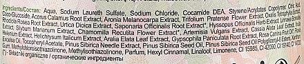 """Течен сапун за ръце и тяло """"Кедър"""" - Рецептите на баба Агафия — снимка N3"""