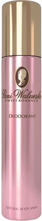 Pani Walewska Sweet Romance - Парфюмен дезодорант