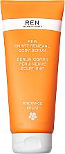 Парфюмерия и Козметика Обновяващ серум за тяло - Ren Radiance Clean Skincare AHA Smart Renewal Body Serum