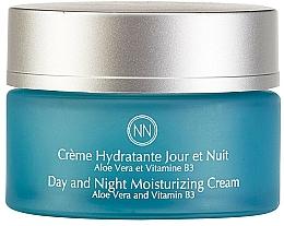 Парфюмерия и Козметика Хидратиращ дневен и нощен крем за лице - Innossence Innosource Moisturizing Cream Day And Night