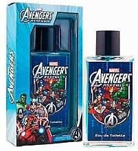 Парфюми, Парфюмерия, козметика Marvel The Avengers Assemble - Тоалетна вода