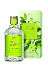 Парфюмерия и Козметика Maurer & Wirtz 4711 Aqua Colonia Lime & Nutmeg - Одеколон