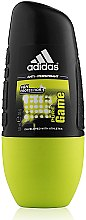 Парфюми, Парфюмерия, козметика Рол-он дезодорант - Adidas Anti-Perspirant Pure Game 48h