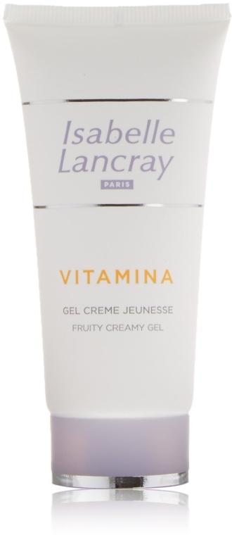 Крем за лице - Isabelle Lancray Vitamina Fruity Creamy Gel — снимка N3