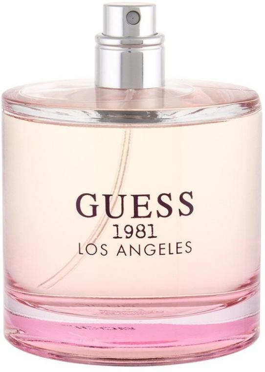 Guess 1981 Los Angeles - Тоалетна вода (тестер без капачка)