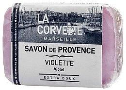 """Парфюми, Парфюмерия, козметика Провансалски сапун """"Теменужка"""" - La Corvette Provence Soap Violet"""