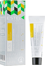 Парфюмерия и Козметика Мултифункционален крем за коса - Estel Beauty Hair Lab 43 Detox Therapy Cream