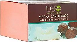 Парфюмерия и Козметика Маска активираща растежа на косата - ECO Laboratorie Hair Mask