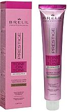 Парфюмерия и Козметика Крем боя за коса без амоняк - Brelil Professional Prestige Tone On Tone