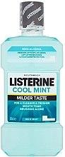 Парфюми, Парфюмерия, козметика Вода за уста - Listerine Cool Mint Mild Taste