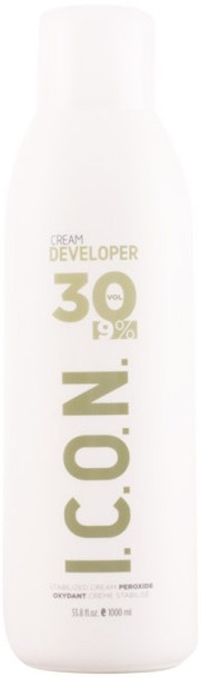 Окисляваща крем-емулсия - I.C.O.N. Ecotech Color Cream Developer 30 Vol (9%) — снимка N1