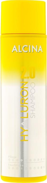 Хидратиращ шампоан с хиалуронова киселина - Alcina Hyaluron Shampoo — снимка N1
