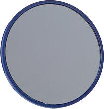 Парфюми, Парфюмерия, козметика Компактно кръгло огледало , 7 см, синьо - Donegal