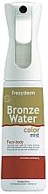 Парфюмерия и Козметика Спрей автобронзант за лице и тяло - Frezyderm Bronze Water Color Mist Face & Body