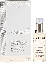 Парфюмерия и Козметика Серум за лице - Orlane Anagenese 25+ Morning Concentrate First Time-Fighting Serum