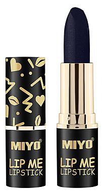 Хидратиращо червило за устни - Miyo Lip Me Lipstick Belladonna
