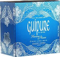 Парфюмерия и Козметика Jeanne Arthes Guipure & Silk Havana Moon - Парфюмна вода