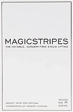 Парфюмерия и Козметика Повдигащи пачове за клепачи в размер М - Magicstripes The invisible, Surgery-Free Eyelid Lifting M