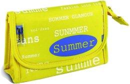"""Парфюми, Парфюмерия, козметика Козметична чанта """"Summer"""", малка , жълта - Donegal Cosmetic Bag"""