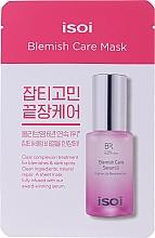 Парфюмерия и Козметика Хидратираща и изсветляваща маска за лице - Isoi Bulgarian Rose Blemish Care Mask