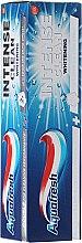 """Парфюмерия и Козметика Паста за зъби """"Интензивно почистване и избелване"""" - Aquafresh Intense Clean Whitening Toothpaste"""