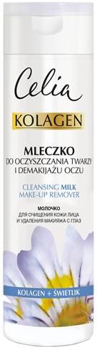 Мляко за отстраняване на грим - Celia Collagen Makeup Remover Milk