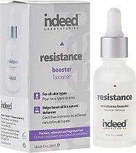 Парфюми, Парфюмерия, козметика Подсилващ серум за лице - Indeed Laboratories Resistance Booster
