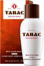 Парфюмерия и Козметика Maurer & Wirtz Tabac Original Mild After Shave Fluid - Флуид след бръснене