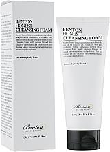 Парфюмерия и Козметика Почистваща пяна за лице - Benton Honest Cleansing Foam