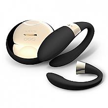 Парфюмерия и Козметика Вибромасажор за двойки, черен - Lelo Tiani 2 Design Edition