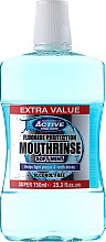 Парфюмерия и Козметика Вода за уста - Beauty Formulas Active Oral Care Mouthwash Soft Mint
