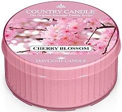Парфюми, Парфюмерия, козметика Чаена свещ - Country Candle Cherry Blossom