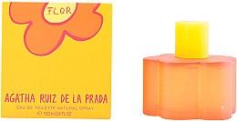 Парфюми, Парфюмерия, козметика Agatha Ruiz de La Prada Flor - Тоалетна вода