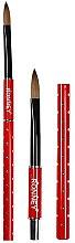 Парфюми, Парфюмерия, козметика Четка за дизайн на маникюр, RN 00442 - Ronney Professional Acrylic Nail Art Brush №10