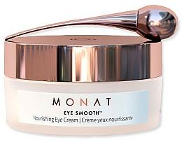 Парфюмерия и Козметика Подхранващ крем за околоочния контур - Monat Eye Smooth Nourishing Eye Cream