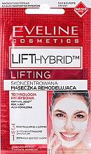 Парфюмерия и Козметика Маска против бръчки 3 в 1 - Eveline Cosmetics Lift Hybrid Lifting Concentrated Remodeling Mask