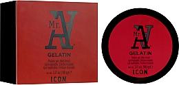 Парфюмерия и Козметика Гел за оформяне на косата - I.C.O.N. MR. A. Gelatin Pliable Gel Wet Finish