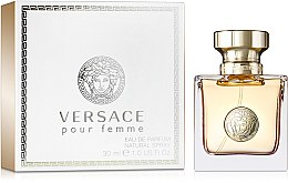 Парфюми, Парфюмерия, козметика Versace Pour Femme - Парфюмна вода