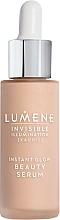 Парфюмерия и Козметика Серум-флуид - Lumene Invisible Illumination