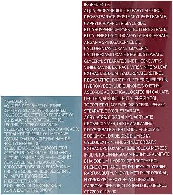 Комплект за лице - SesDerma Laboratories Resveraderm Antiox + Hidraderm (крем/50ml + серум/30ml) — снимка N3