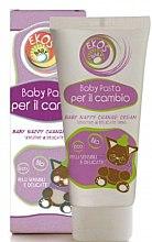 Парфюми, Парфюмерия, козметика Детски защитен крем за под памперс - Ekos Baby