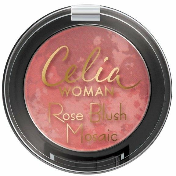 Руж - Celia Woman Rose Blush Mosaic — снимка N1