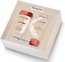 Парфюми, Парфюмерия, козметика Комплект за коса - Kerastase Nutritive (шампоан/250ml + мляко/200ml)