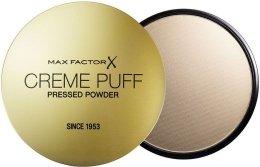 Парфюмерия и Козметика Компактна пудра - Max Factor Creme Puff Pressed Powder