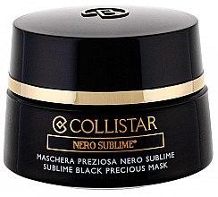 Парфюмерия и Козметика Маска за лице и шия - Collistar Nero Sublime Mask (тестер)