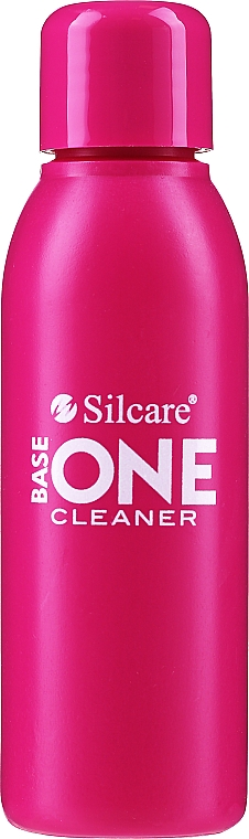 Обезмаслител за нокти - Silcare Base One Cleaner