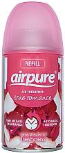 """Парфюмерия и Козметика Освежител за въздух """"Любов"""" - Airpure Air-O-Matic Refill True Romance"""