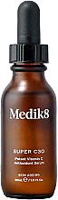 Парфюмерия и Козметика Изсветляващ серум за лице с витамин C - Medik8 Super C30