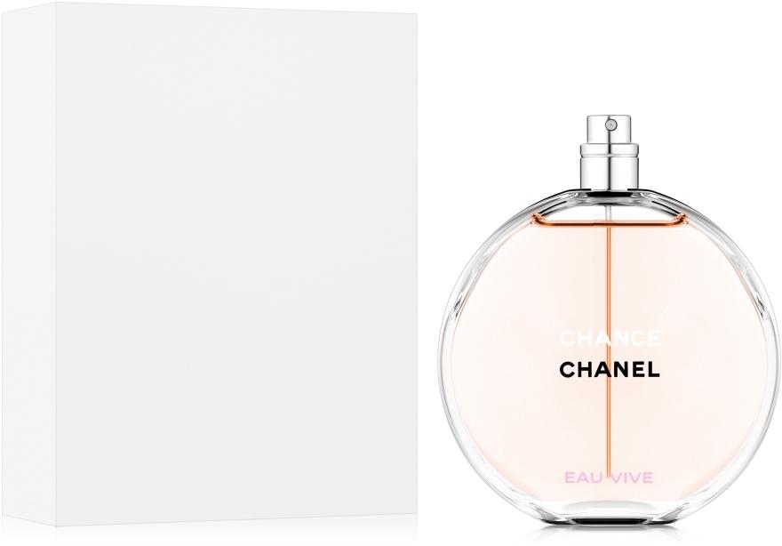 Chanel Chance Eau Vive - Тоалетна вода (тестер без капачка)  — снимка N2
